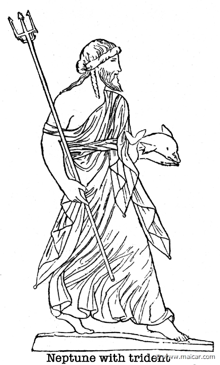 Free Greek God Poseidon Coloring Pages Poseidon Coloring Pages